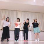 木曜日K-POPクラス 防弾少年〇でダンス