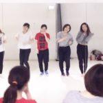 日曜日アイドルクラスは乃木坂でダンス♪