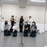 カラフルミラーボールでBTSをダンス!!
