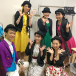 新潟 万代 古町でカッコいいダンス!
