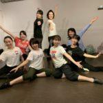 古町ダンススタジオ近くで新潟まつり!